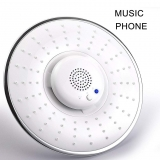 Pommeau de douche Bluetooth