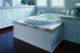Combien coûte le remplacement ou l'installation d'une nouvelle baignoire ?